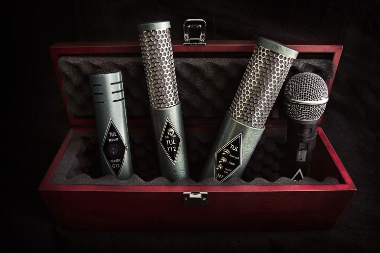Tul microphone collection